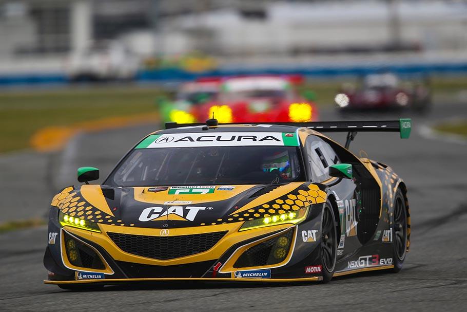 Penske Honda Indianapolis >> Acura Team Penske, Meyer Shank Racing Complete Rolex 24 ...