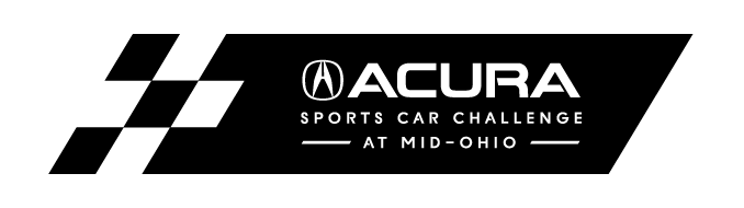 Acura Mid Ohio Sports Car Challenge Logo
