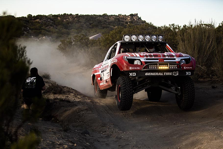 Honda Off-Road Racing Team Ridgeline Baja Racing Truck 2018 Baja 1000
