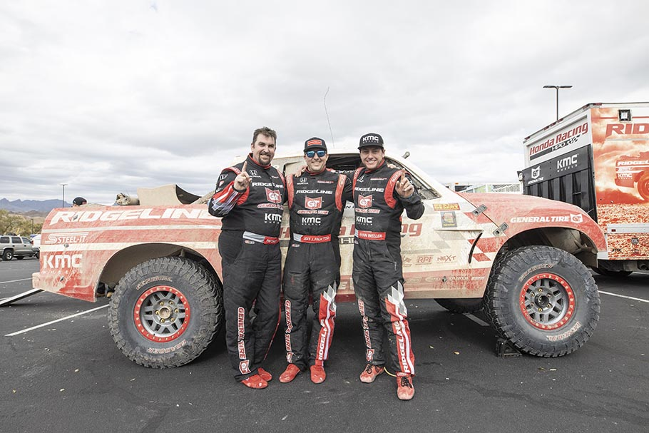 Honda Off-Road Racing Team