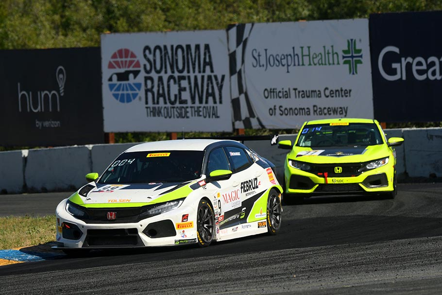 Victor Gonzalez Earns First Win of 2019 in SRO Touring Car R