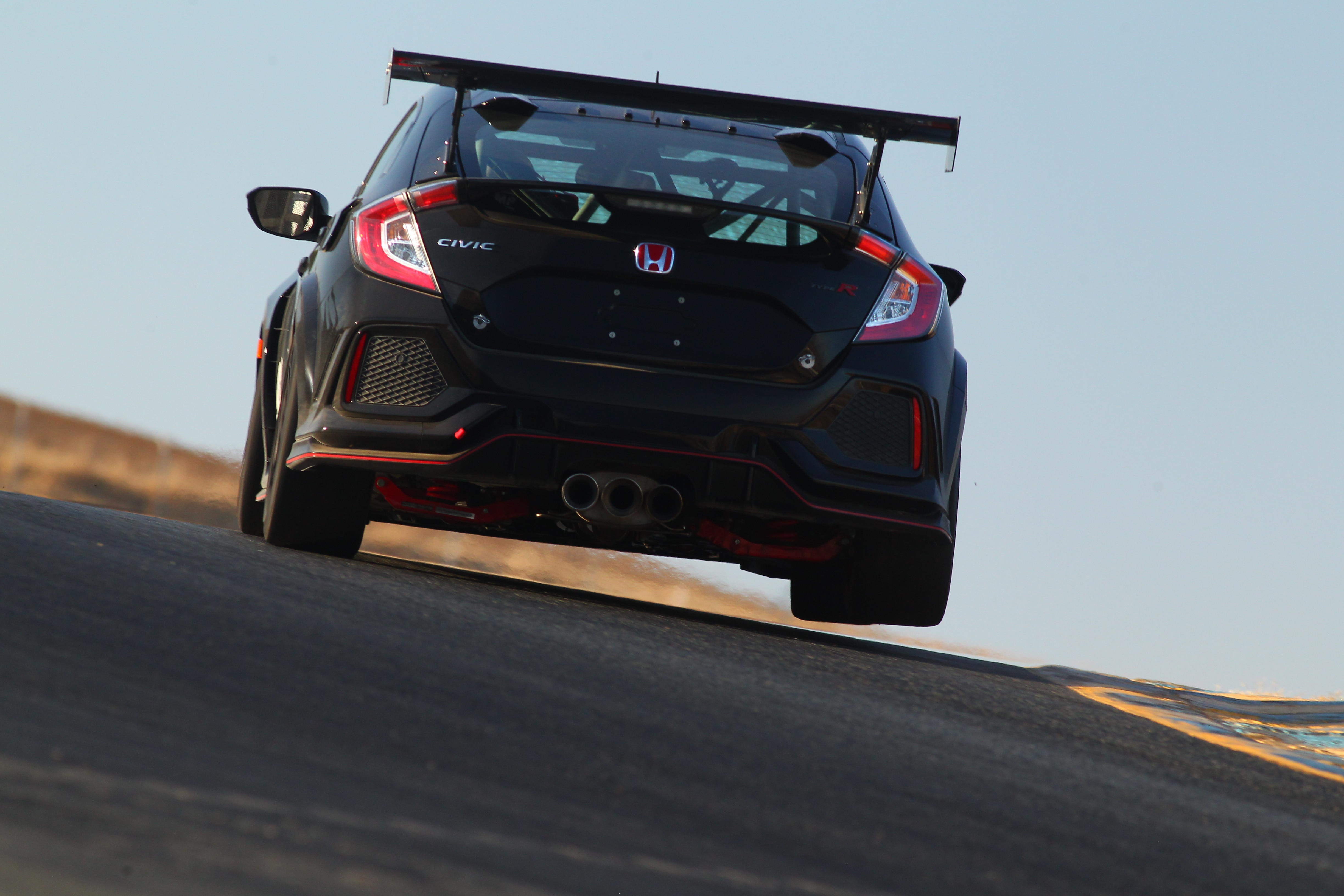 HPD Type R TC Ready To Race Sonoma