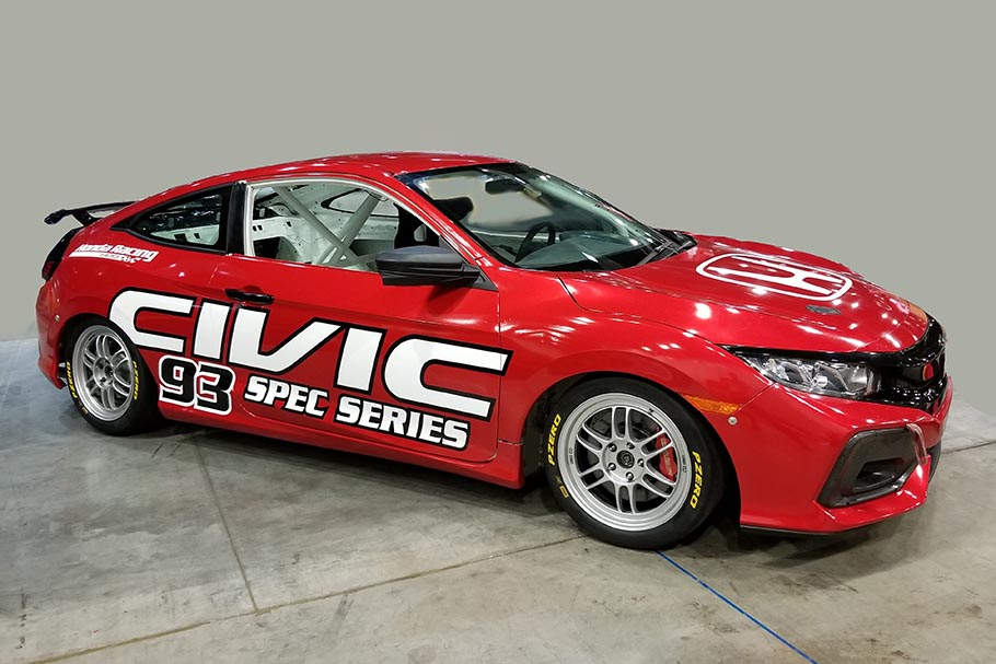 Honda Launches Civic Type R Crate Engine Purchase Program, Showcases