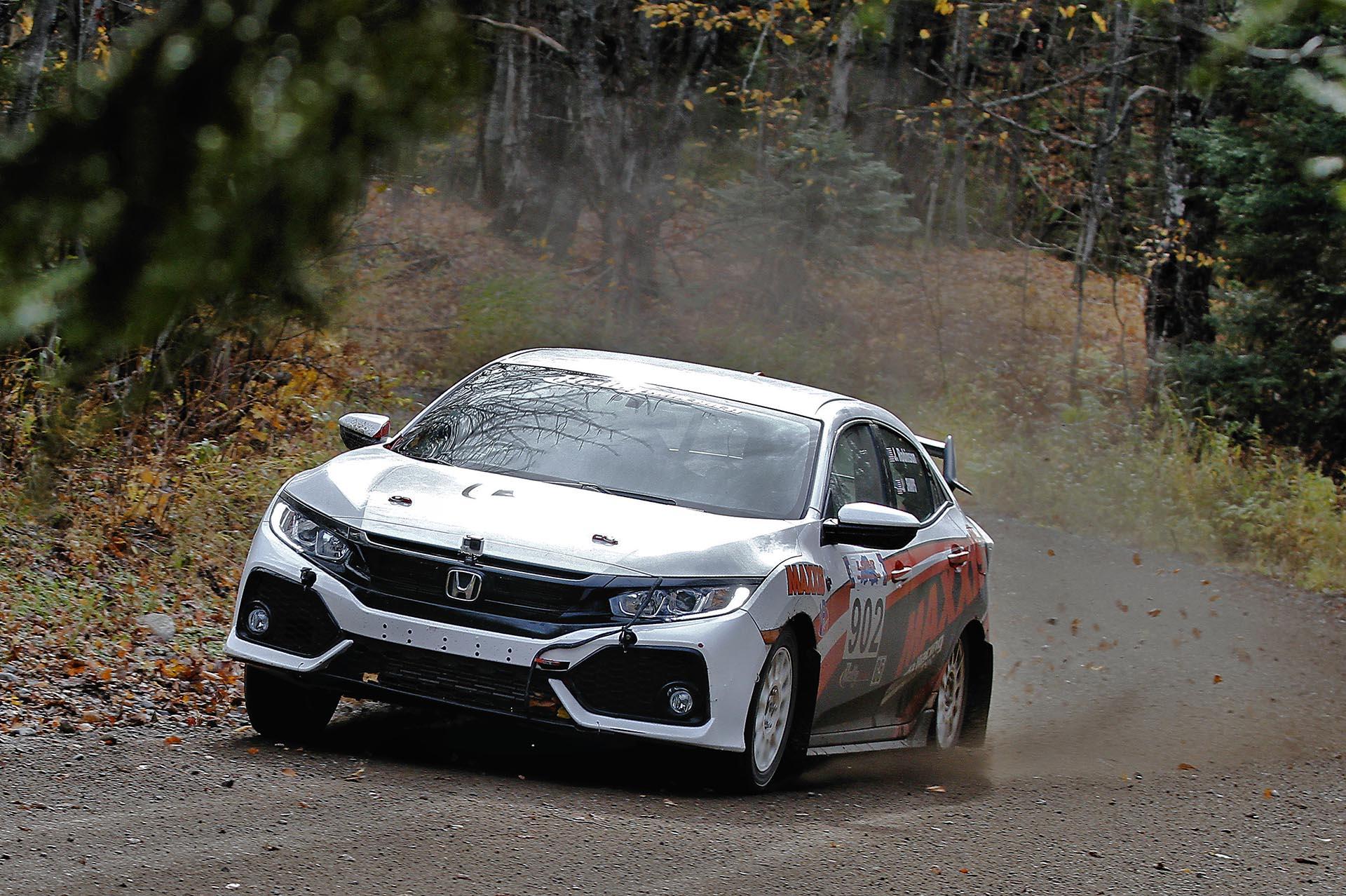 Rally Honda Motorsports
